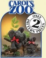 Elephant Family Kit - Fleece - Product Image