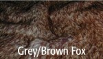 Grey/Brown Fox - Product Image