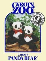 Panda Bear Pattern - Product Image