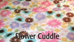 Pastel Flowers Cuddle - Product Image