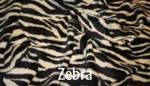 Zebra Cuddle Print - Product Image